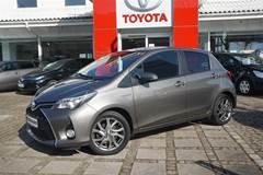 Toyota Yaris 1,5 B/EL H2 Style E-CVT  5d Trinl. Gear