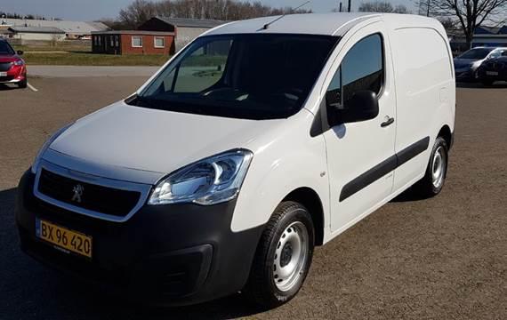 Peugeot Partner 1,6 L1  BlueHDi  Van