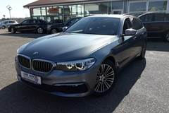 BMW 520d 2,0 Touring Connected aut.