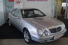 Mercedes CLK320 3,2 Elegance aut.