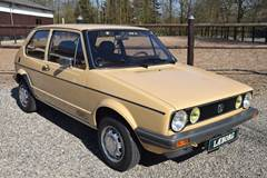 VW Golf I 1,5 GLS aut.