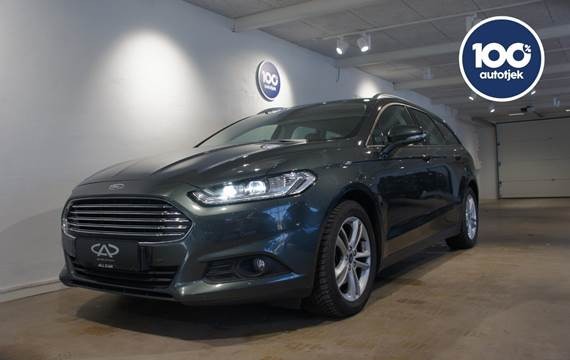 Ford Mondeo 2,0 TDCi 150 Business stc. aut.