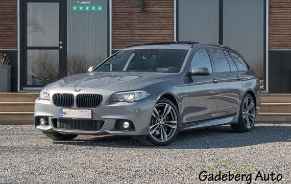BMW 525d 2,0 Touring M-Sport xDrive aut.