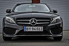Mercedes C200 2,0 AMG Line aut.
