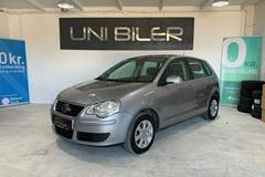 VW Polo 1,4 TDi 80 BlueMotion