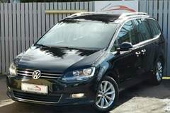 VW Sharan 2,0 TDi 170 Highline DSG BMT