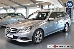 Mercedes E220 2,2 BlueTEC Avantgarde stc.