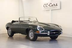 Jaguar E-Type 3,8 Roadster