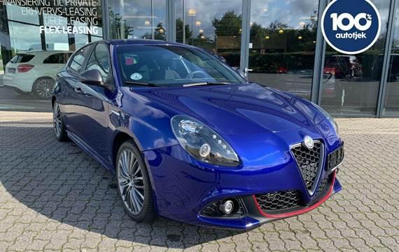 Alfa Romeo Giulietta 2,0 JTD 175 Super TCT
