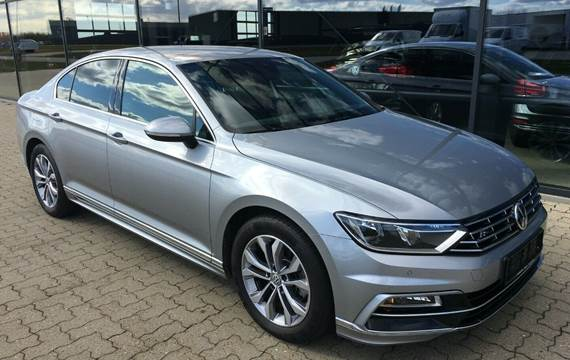 VW Passat 1,5 TSi 150 Highline DSG
