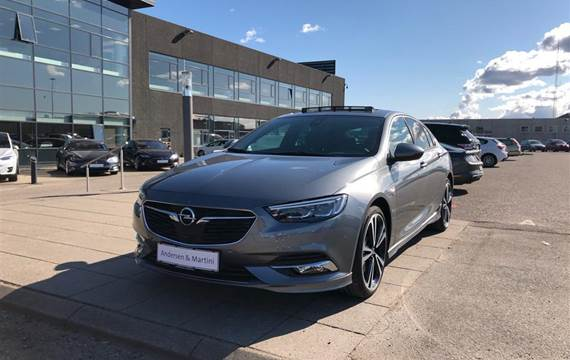 Opel Insignia 2,0 Grand Sport  Direct Injection Turbo Dynamic 4x4 Start/Stop  5d 8g Aut.