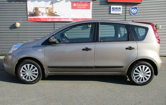 Nissan Note 1,4 Visia