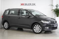 VW Touran 2,0 TDi 190 Highline DSG 7prs