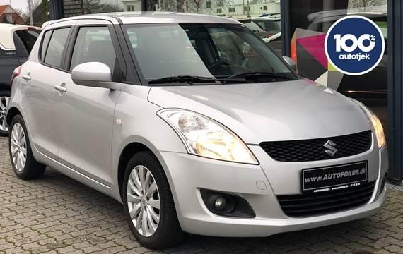 Suzuki Swift 1,2 Cruise S ECO+