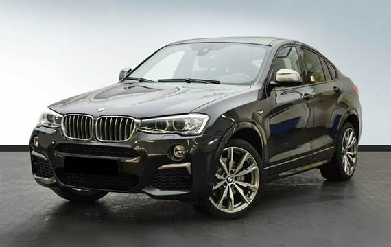 BMW X4 3,0 M40i xDrive aut.