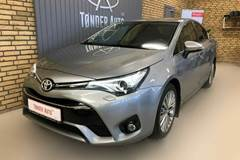 Toyota Avensis 1,8 VVT-i T2 Premium