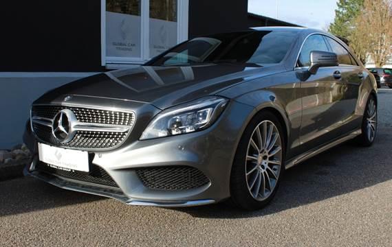 Mercedes CLS350 d 3,0 aut. 4-M