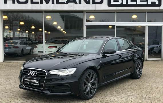 Audi A6 2,0 TDi 177 Multitr.