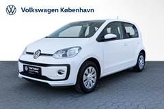 VW UP! 1,0 MPi 75 Move Up! ASG