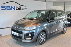 Citroën C3 Picasso 1,6 BlueHDi 100 Seduction Complet