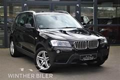 BMW X3 3,0 xDrive35d aut. Van