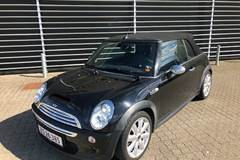 Mini Cooper S 1,6 Cabriolet Steptr.
