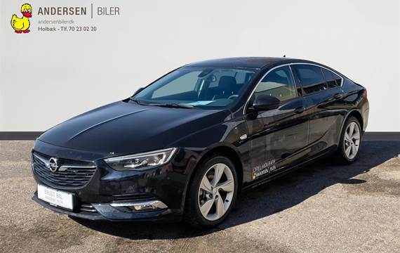 Opel Insignia 2,0 Grand Sport  CDTI Impress  5d 8g Aut.