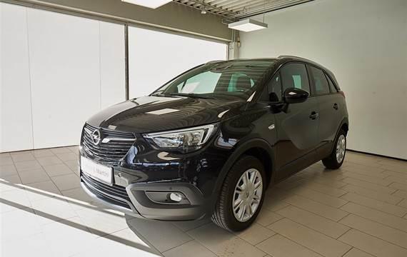 Opel Crossland X 1,2 T Excite Start/Stop  5d 6g