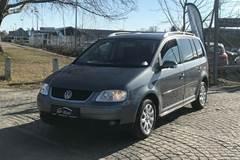 VW Touran 1,6 FSi