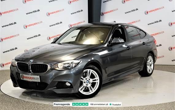 BMW 330d 3,0 Gran Turismo M-Sport xDrive