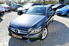 Mercedes C220 2,2 BlueTEC AMG Line stc.