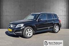 Mercedes GLK220 2,1 CDI BlueEfficiency  Van 6g