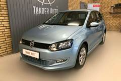 VW Polo 1,2 TDi 75 Trendline BlueMotion