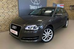 Audi A3 2,0 TDi 136 Attraction SB