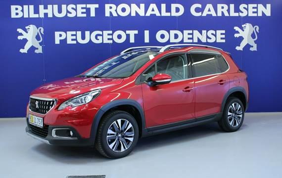 Peugeot 2008 1,2 PT 110 Selection Sky Van