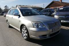 Toyota Avensis 2,0 D-4D Sol stc.