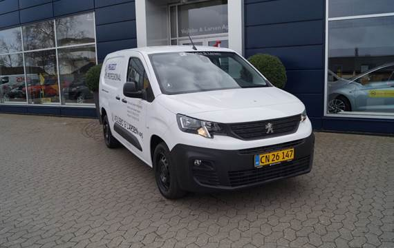 Peugeot Partner 1,5 BlueHDi 100 L2V2 Plus