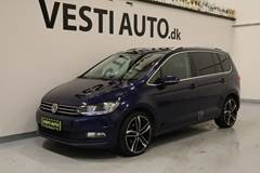 VW Touran 2,0 TDi 150 Highline DSG Van