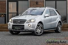 Mercedes ML63 6,3 AMG aut.