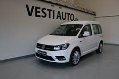 VW Caddy Maxi 2,0 TDi 102 DSG BMT Van