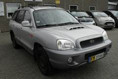 Hyundai Santa Fe 2,0 CRDi 4x4