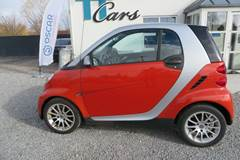 Smart ForTwo Coupé 0,8 CDi 41 Passion aut.