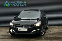 Peugeot 508 2,0 BlueHDi 150 Allure SW