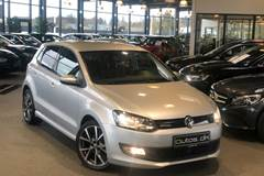 VW Polo 1,4 TDi 75 BlueMotion