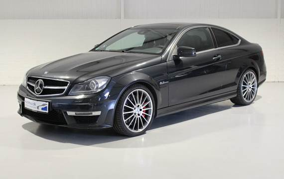 Mercedes C63 6,3 AMG Performance Coupé aut.