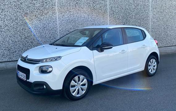 Citroën C3 1,2 PT 82 Platinum LTD
