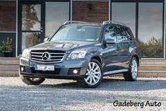 Mercedes GLK250 2,2 CDi aut. 4-M BE