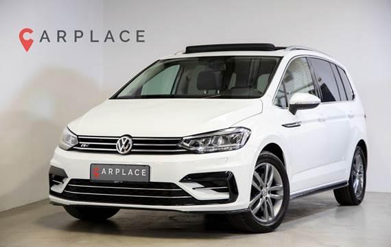 VW Touran 2,0 TDi 150 R-line 7prs