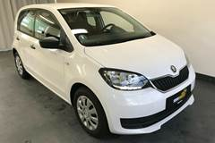 Skoda Citigo 1,0 MPi 60 Fresh
