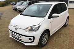 VW UP! 1,0 60 Roskilde Edition BMT